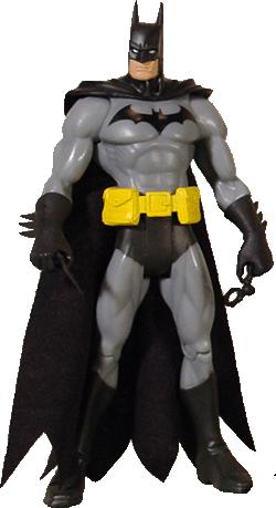 The Dark Knight of Gotham City - Batman!