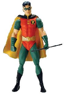 Robin, the ultimate Sidekick!