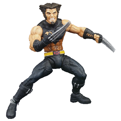 A mutant possessing the ability to heal rapidly - Wolverine!
